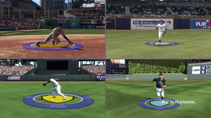 MLB The Show 19 - Gamestop Monday Core Gameplay ¦ PS4