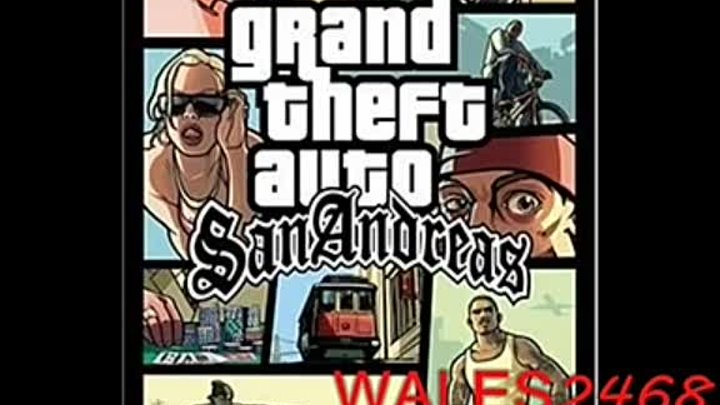 Grand Theft Auto - San Andreas -opening theme (full theme_)