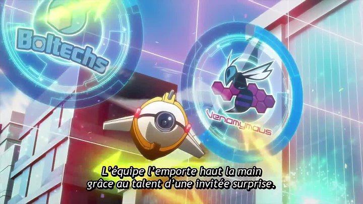 Fight League Gear Gadget Generators 02 VOSTFR
