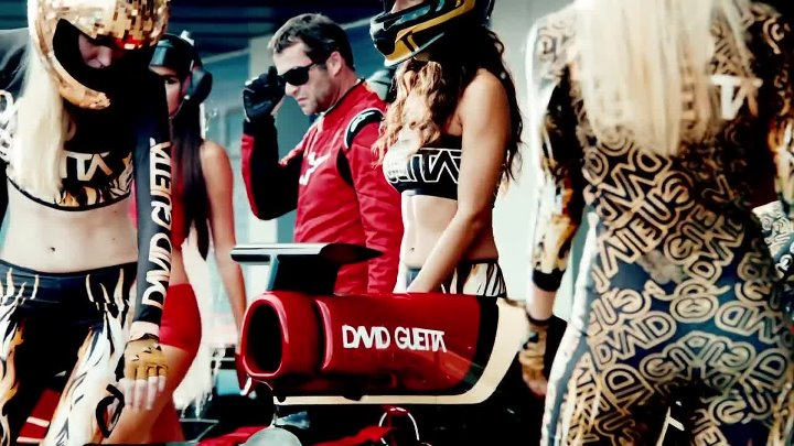 David Guetta feat. Sam Martin - Dangerous (Official video - Director's cut)