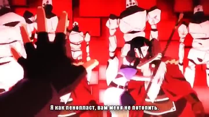 [AniMIX] Anime Rap Battle _ Аниме Рэп Битва - Кирито (SAO) VS. Сора (Пустые) [НОВАЯ КРОВЬ]_(360p)