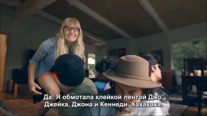 (русские субтитры) I Knew You Were Trouble and 22 Parody Bart Baker