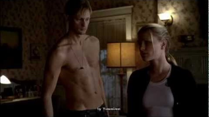 Eric & sookie love scenes in season 4 (Love Bites) - True Blood