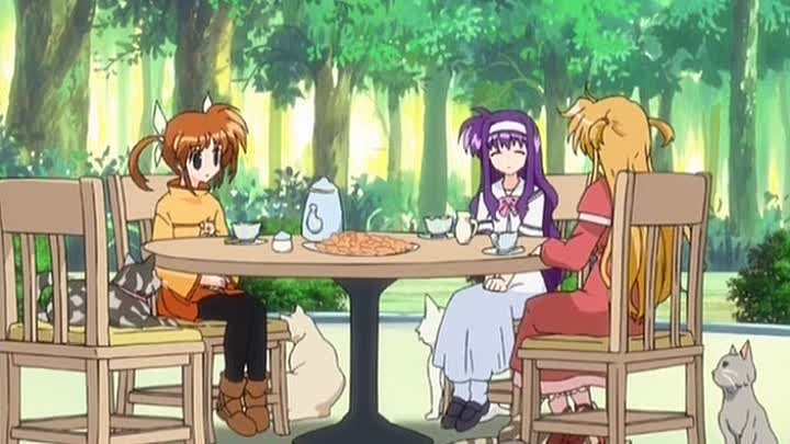 Magical Girl Lyrical Nanoha - 04