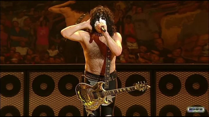 KISS - I Was Made For Lovin' You - 2004 - Live Video - Full HD 1080p - группа Рок Тусовка HD / Rock Party HD