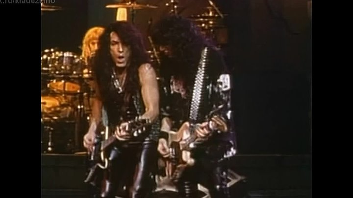 Kiss - Konfidential (1993) - Концертное видео