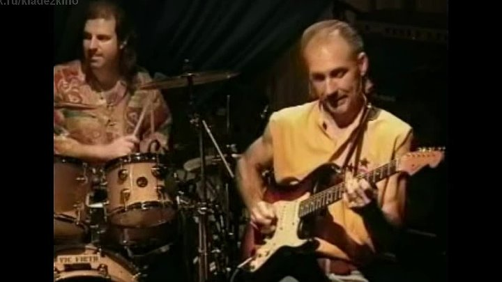 Larry Carlton - Live In Blue Note (1993) - Концертное видео