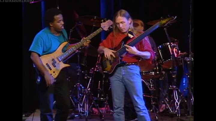 Steve Bailey & Victor Wooten – Bass Extremes Live (1993)