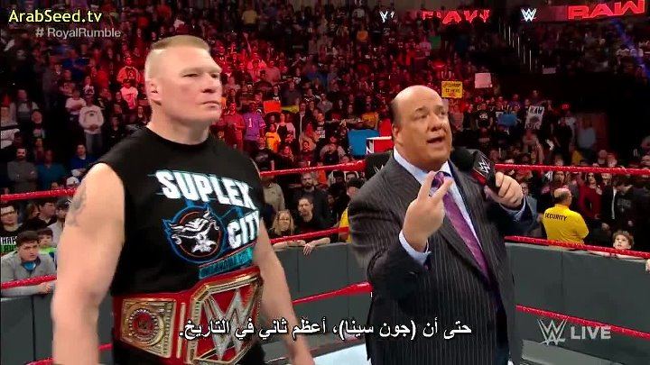 [cinema4tv] WWE.RAW.2019.01.21.720p.HDTV by zizo egy