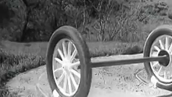 Around The Corner (1937) How Differential Steering Works
