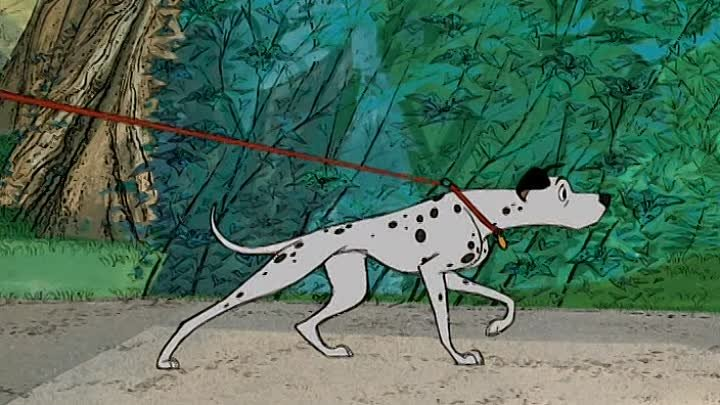 101 Далматинец / One Hundred and One Dalmatians / 1961