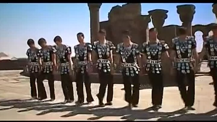 Armenian Dance ' BERT ' Ensemble , - Haykazunner (Traditional Dance ) Choreographer Karen Gevorgyan