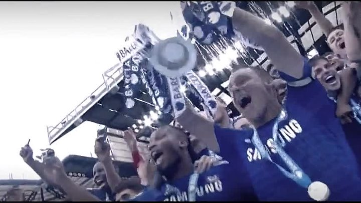 Blue Champions are coming 2015/16 - Chelsea season review HD Promo