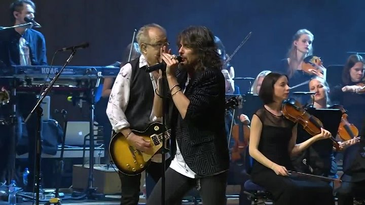 Foreigner - Double Vision (With the Symphony Orchestra & Chorus 2017)