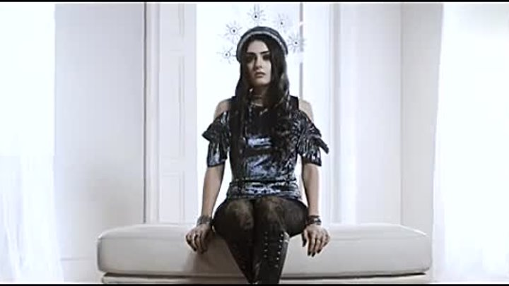 Kalidia - Frozen Throne (OFFICIAL MUSIC VIDEO) (Female fronted Symphonic Metal)