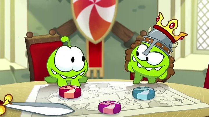 12. The Middle Ages (Episode 12, Cut the Rope - Time Travel)