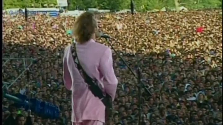 Eric Clapton & Supergroup - Before You Accuse Me; - V.A. - Live At Knebworth. 1080p. by zaza.
