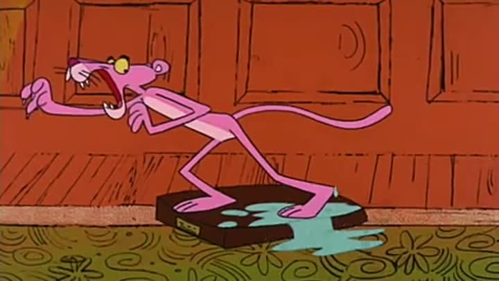 The Pink Panther Show Episode 59 - Slink Pink