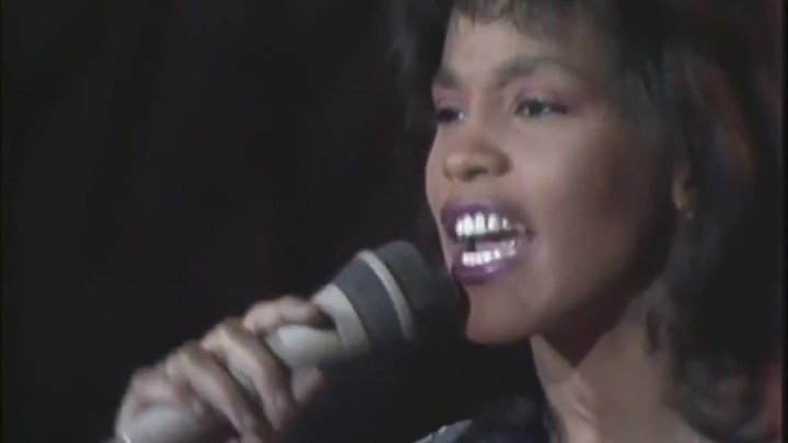Whitney Houston - All At Once (1985)HD
