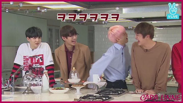 [Озвучка by Cara Linne] Run BTS! - EP.20