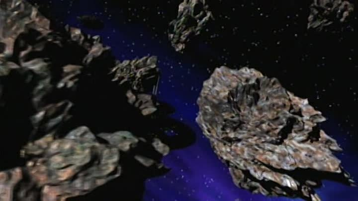 Babylon 5. Season 1 (1994) 01