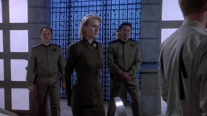 Babylon 5. Season 1 (1994) 21