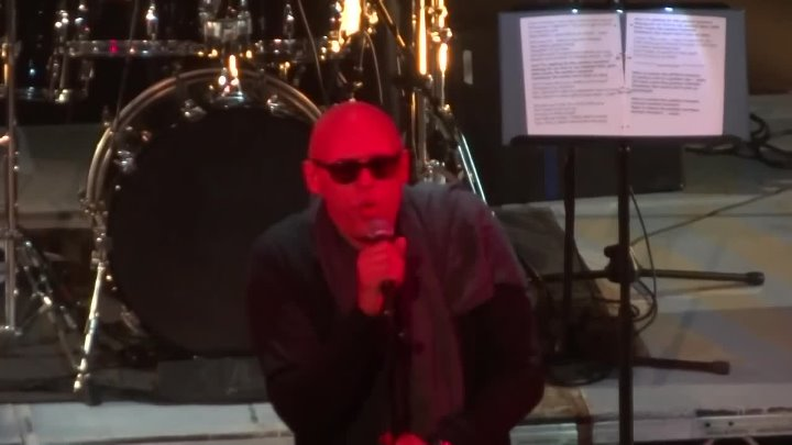 The Christians (Live) - Royal Court Theatre, Liverpool - 16 12 2012
