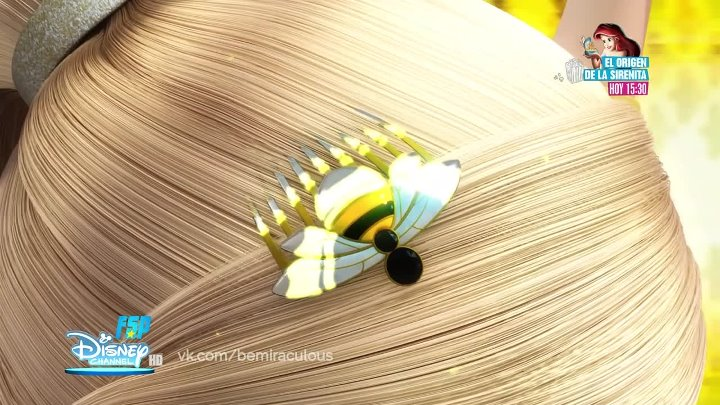 Miraculous : Tales fo Ladybug & Cat Noir – Queen Bee Transformation (English)