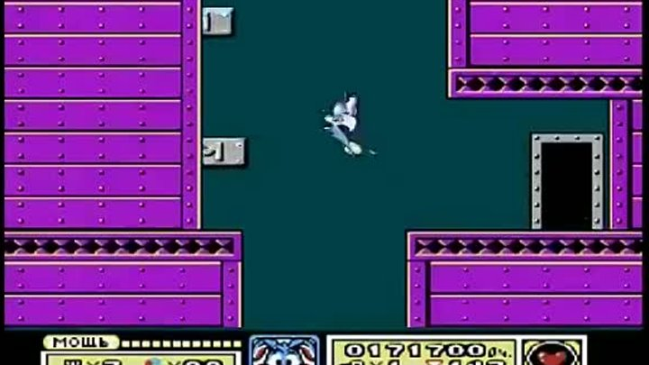 Игры на Денди видео Ностальгия Tiny Toon Adventures (NES) Прохождение.mp4