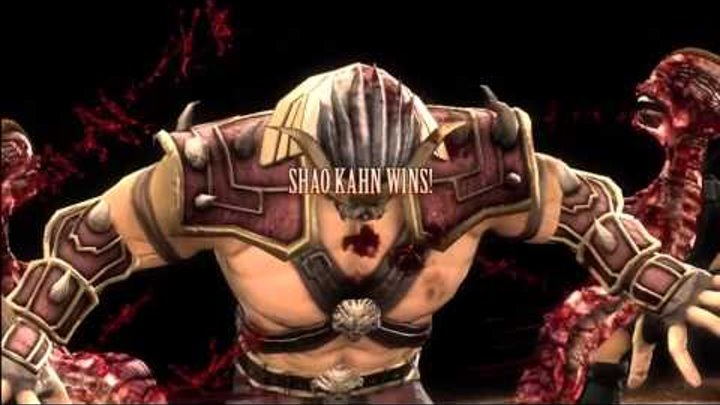 Mortal Kombat 9 ( MK 2011 ) - Shao Kahn (All About) [HD]
