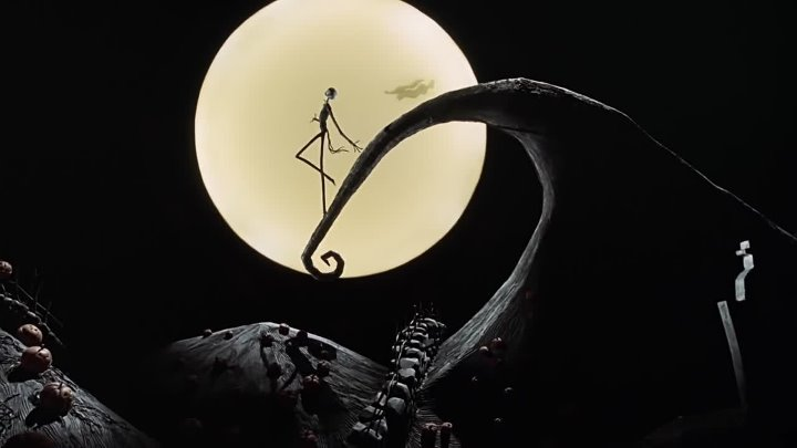 December Will Be Magic Again (Kate Bush) - The Nightmare Before Christmas (Henry Selick_Tim Burton)