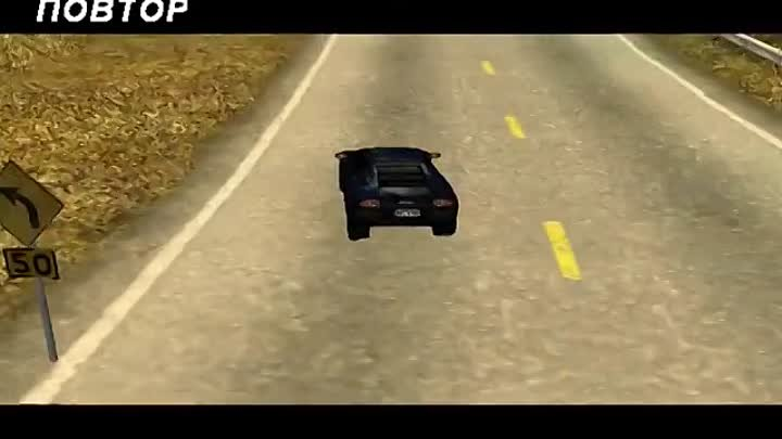 Need for Speed Hot Pursuit 2 - Гонки №1