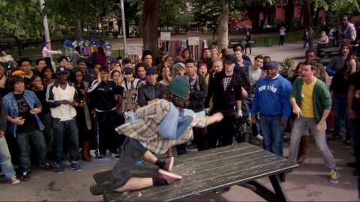 """STEP UP 3D - """"Dancing in the Park"""" Clip"""