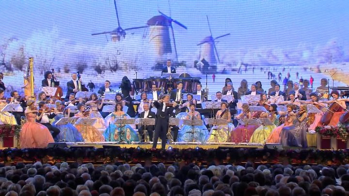 Andre Rieu - The Skaters Waltz (2011) FHD