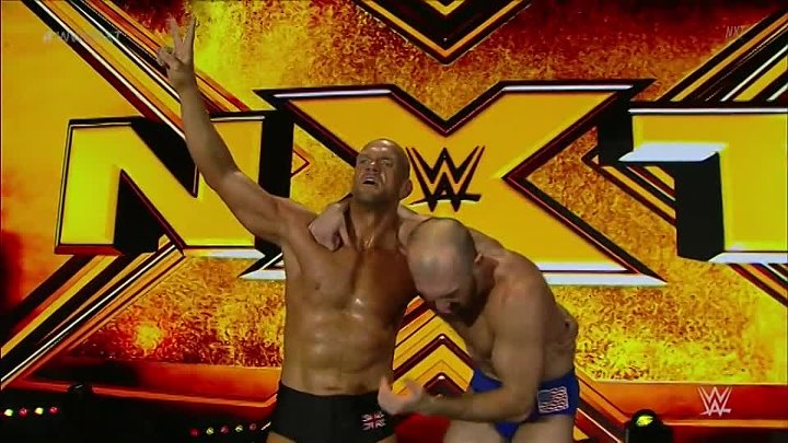 [CINEMA4TV] WWE NXT 24-1-2019 HDTV 720P BY ZIZO EGY