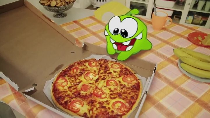 3. Favorite Food (Episode 3, Cut the Rope)