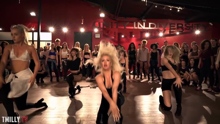 The Pussycat Dolls - Buttons - Choreography by Jojo Gomez _ @TMillyTV_Full-HD.mp4