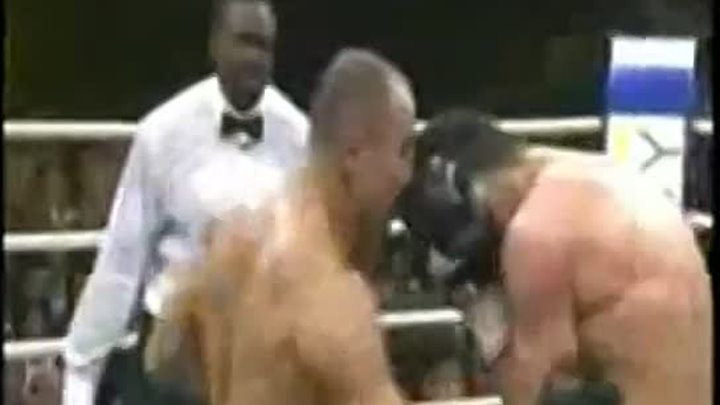 Arthur Abraham Armenia Vs Mahir Oral Turkish