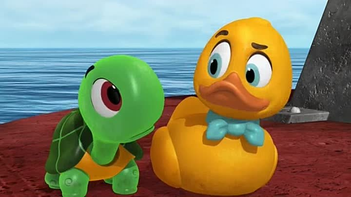 Lucky Duck : A Tub Toy Tale 2014 ‧ Disney Jr. Animation • 43 mins Welcome to the movies and television