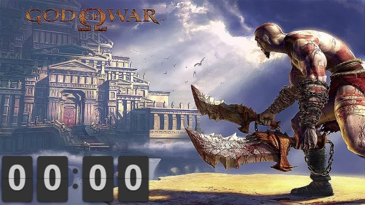 God of War {PS 2} (Часть 5) 3840х2160 [Darkman]