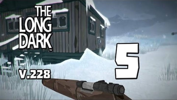 "Lp. The Long Dark [v.228] сезон 2 #5 ""Сиди дома, не гуляй"""