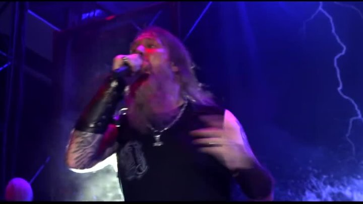 Amon Amarth - Twilight of the Thunder God (Official Live Video) 2018