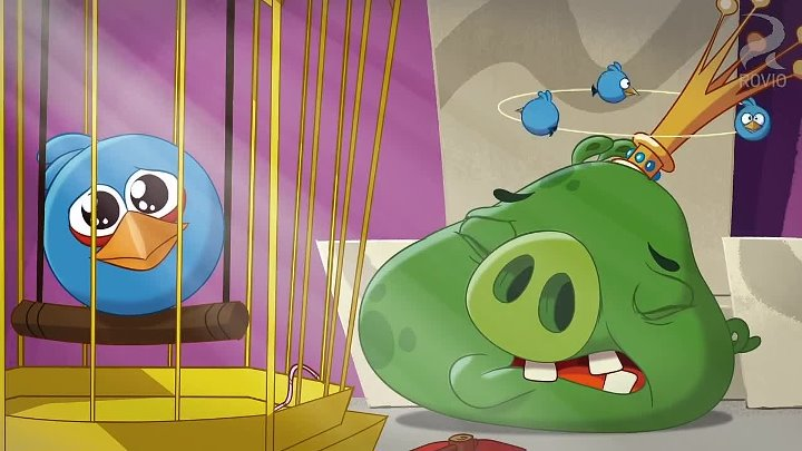 angry birds toons 38