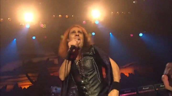 Ronnie James Dio /Man On The Silver Mountain/ Live