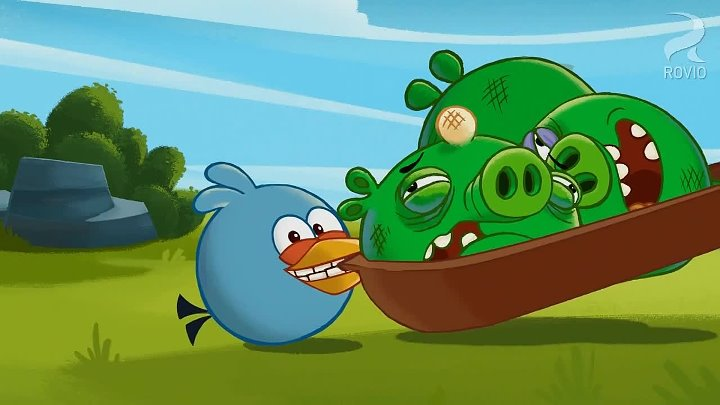 angry birds toons 11
