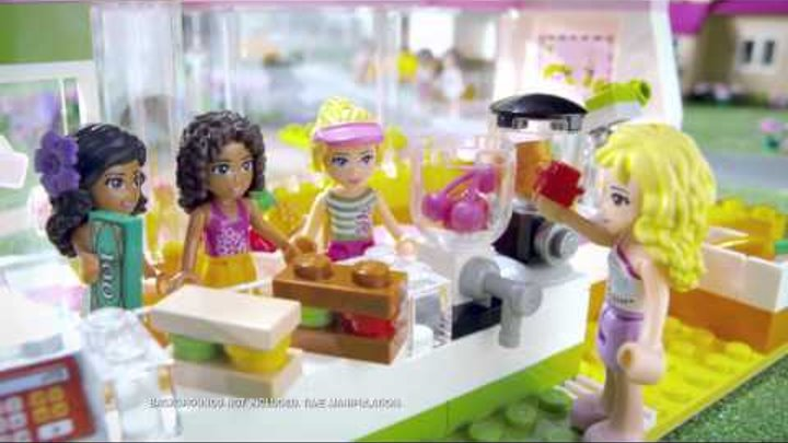 Lego Friends 2014, Серия Лего Френдс (Подружки) 2014