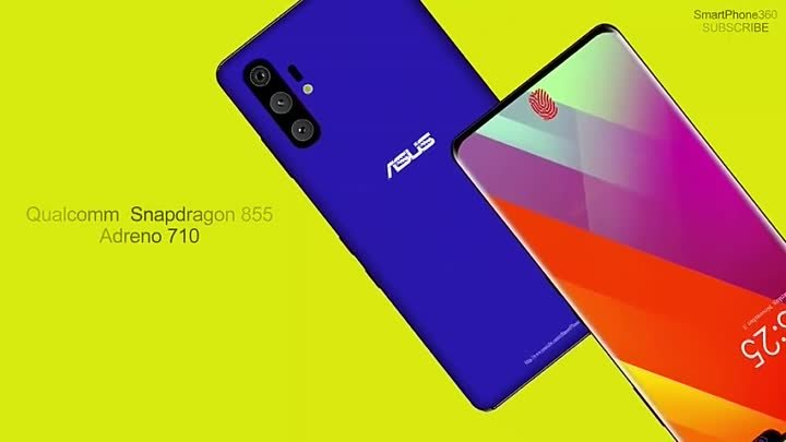 Asus ZenFone 7z (2019) Dual Notch, 10 GB RAM, Network 5G, Specification, CONCEPTS!