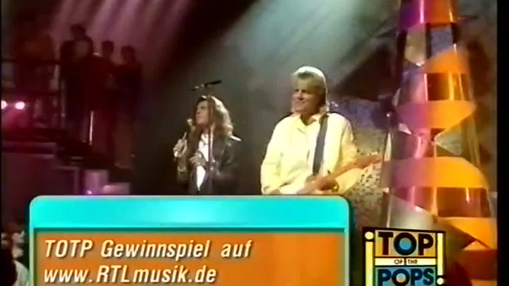 Modern Talking – «Brother Louie» – (Live on Top Of The Pops 1986)