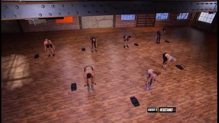 BODYSHRED WORKOUT Rise 2 Title 2