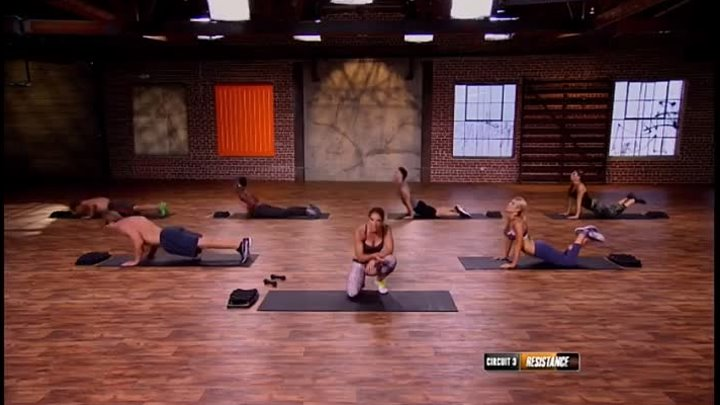 BODYSHRED WORKOUT Zenith 7 Title 2